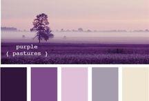 Hochzeit - Farben