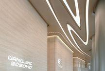 mall lobby