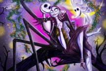 """""""sandy claws"""" / All nightmare before Christmas and Tim burton / by Vickie Fish"""