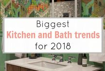 KITCHEN AND BATH TRENDS FOR 2018 / 2018 KITCHEN AND BATH TRENDS