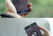 hand mobile mockups