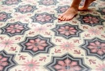 Tiles / You can walk on it #dyttno