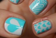 Nail polish 3 / Cool nail art / by Kaylee Alexis