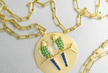 Charm Necklace Gallery