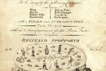 Food: historical recipes / Inspiration to Real Recipes