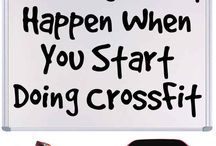 Crossfit - Women / Cross fit. Crossfit. Fit of cross. Cris Cross will make you ... Fit fit  / by Leecey Bachman