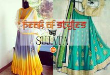 PEAK OF STYLES / Exclusive collection of designer clothes and accessories. Status : AVAILABLE  Price : xxxx Shipping charges : Applicable depending on your location To place your order & to know the price, comment below. Call us @ +91-900-7529-830