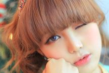 Ulzzang~Pretty faces<3  / hair_beauty