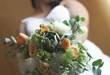Jodie and Martin / Peach and mint green wedding at D'aria, Durbanville, Cape Town