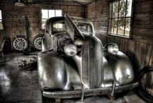 Cars - Vintage / by John Kowalski