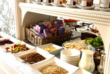 Our Award Winning Breakfast! / We pride ourselves on offering our award winning breakfast to our guests every morning. Our talented chef William Hyde has prepared food for royal appointment; we believe breakfast should be one of the best meals of the day!