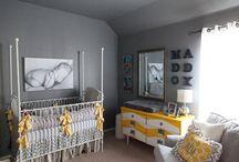 Baby/Kids Room & Bed
