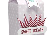 Wonderful Washing Lines & Treat Boxes / by Craftwork Cards