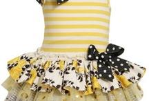Cutie's dresses