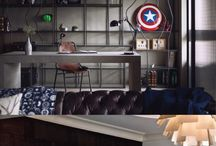 Cool man cave ideas