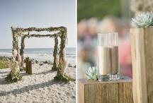 Beach Wedding Concept Ideas