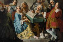 Живопись 18 век