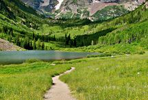 Hiking / by Emily-Suzanne Ford