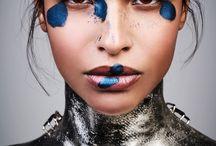 Make-up shooting ideas
