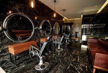Barbería + Manshop