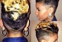 comp hair