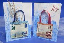 Geldgeschenke originell verpacken