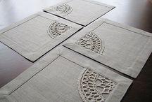 crafts - dantel değerlendirme projeleri