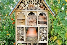 Bug / creepy crawly / insect house / home / hotel / Bug / creepy crawly / insect house / home / hotel   Nature, twigs, sticks, bricks