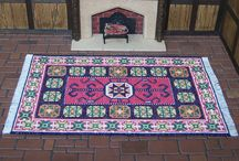 Miniature Petit Point Carpets and Rugs / A showcase for Artisan hand stitched miniature carpets and rugs for dollhouses and dolls houses. Hand stitched carpets, rugs and petit point only, not kits.