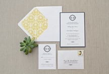 Invitations / by Molly Wendling