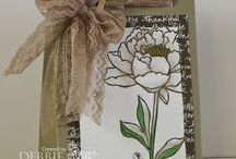 Gift bag punch board / by Dee Tollaksen