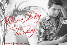 AC James Release Day Tuesday
