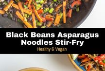 Healthy Vegan Asian Recipes / A board full of Asian recipes - all vegan and healthy + a lot of gluten-free options. Lunch and dinner.