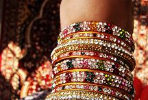 Beautiful Bride, Bangles and Accessories