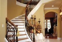 Signature Stair Railings / Latest wrought iron stair railings
