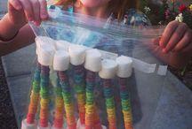Preschool Snack Ideas / by Angela Siler