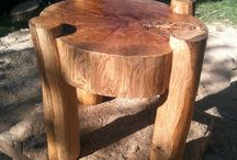 Outdoor Rustic Furniture