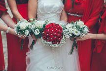 Bouquet di fiori per la sposa / Raccolta fotografica di Bouquet per la sposa