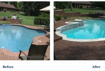 Pool remodeling and renovations