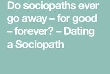 Sociopaths