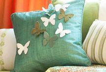Идеи для подушки