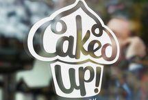 Cake Bakery Branding