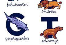Pre-Historic creatures