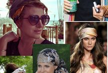 head bands scarfs turbans