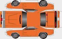 CAR FOR PRINT
