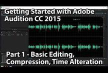 Radio Room/Adobe Audition