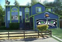 Seahawks!! / by Beth Hahn