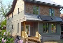 green dream house / by Michelle Millington