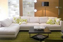 Sofas i luv / I only have two requirements, that they be very deep and white