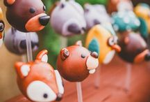 Woodland/Owl party ideas